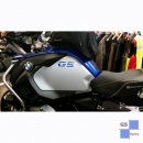 Tank logo sticker set for the R1200GS Adventure from 2014